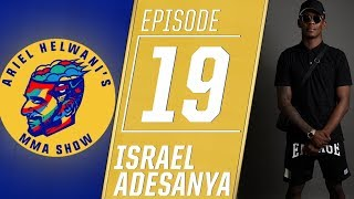 Israel Adesanya wants title shot after he beats Derek Brunson | Ariel Helwani's MMA Show