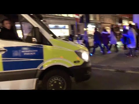 Panic Sweeps Black Friday Shoppers Fearing Terror Attack in London