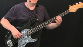 How To Play Bass To Boogie Oogie