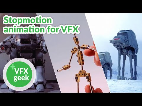 Stop Motion Animation In VFX