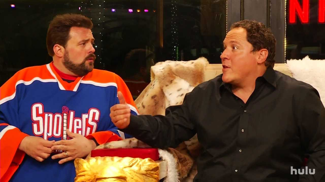 Spoilers with Kevin Smith Interview with Jon Favreau