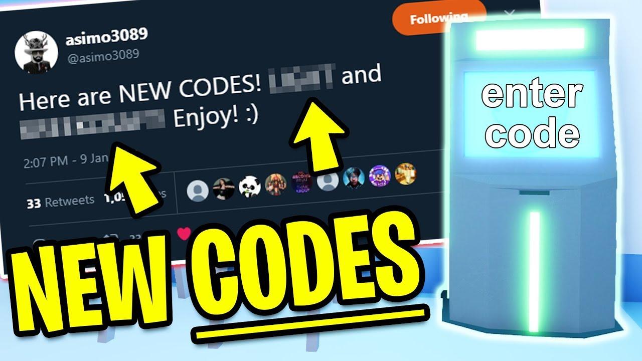 Jailbreak NEW SECRET CODES & NEW ROBBERY!! *ALL CODES* | Roblox Jailbreak  New Update