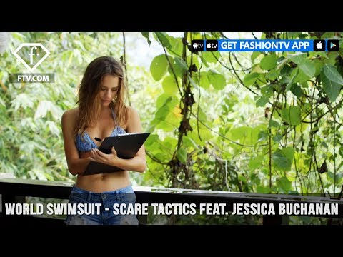 76e2350d17491 World Swimsuit Presents Scare Tactics featuring Jessica Buchanan ...