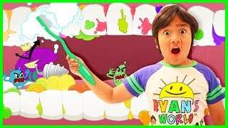 Brush Your Teeth Story for Kids!!! | Cartoon Animation for C...