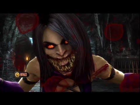 Mortal Kombat 9  Mileena Expert Ladder