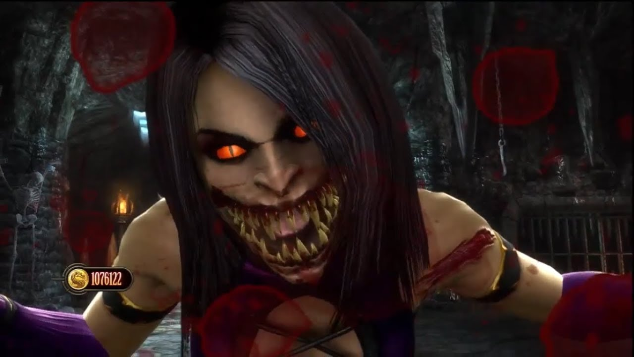 Image result for mileena mk