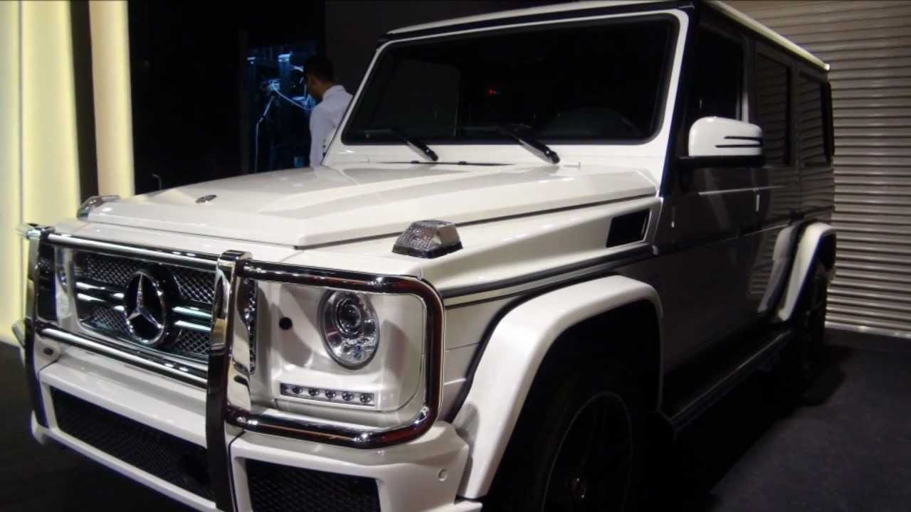 New Mercedes Suv >> 2013 Mercedes G65 AMG in Dubai, U.A.E Full HD!!! - YouTube
