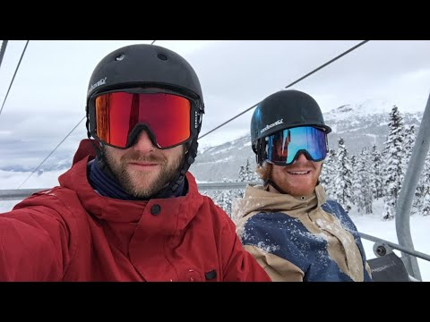 🔴 LIVE WHISTLER OPENING DAY!
