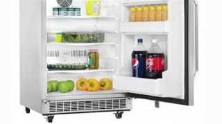 Danby 5.4 Cubic Foot Energy Star Built-In Outdoor Refrigerator- DOAR154SSST Thumbnail