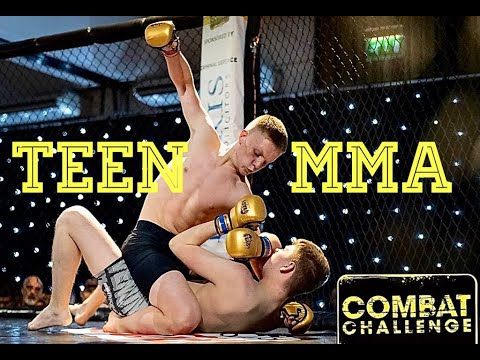 Download TEEN FIGHTERS WITH GREAT SKILLS - LUCAS SMITH -V- LEWIS WOOD - COMBAT CHALLENGE