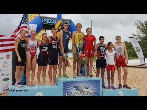 2013 Bridgetown (Barbados) ITU Sprint Triathlon Pan American Cup