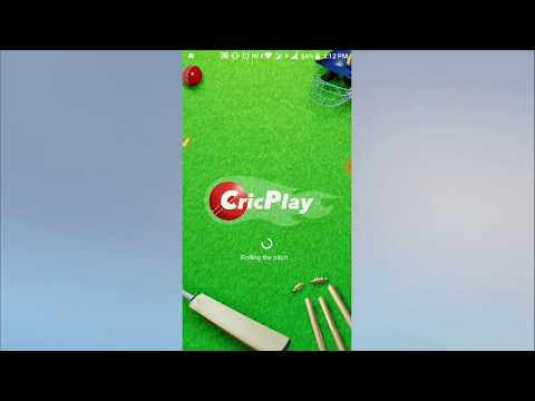 CricPlay - Play Free Cricket Fantasy League | Earn Paytm Cash