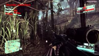 Crysis 3 Alpha - Multiplayer GamePlay PC