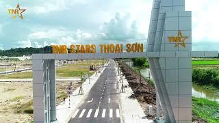 TNR STARS THOẠI SƠN - Tiến độ thi công dự án tháng 9/2020