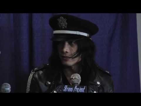 Straus Project J.R. Straus with Michael Grant of L.A. Guns