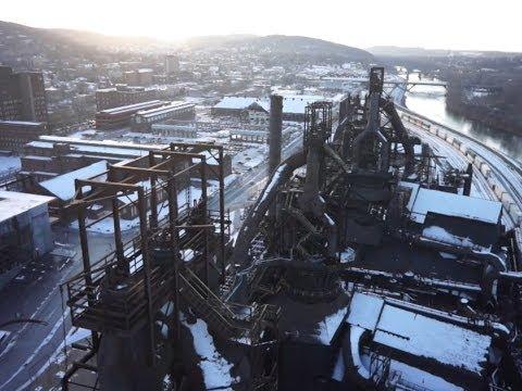 Lehigh Valley Visions: ArtsQuest Center at SteelStacks