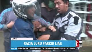 Razia Juru Parkir Liar | REDAKSI MALAM (23/010/20)