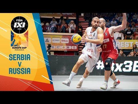 Serbia v Russia