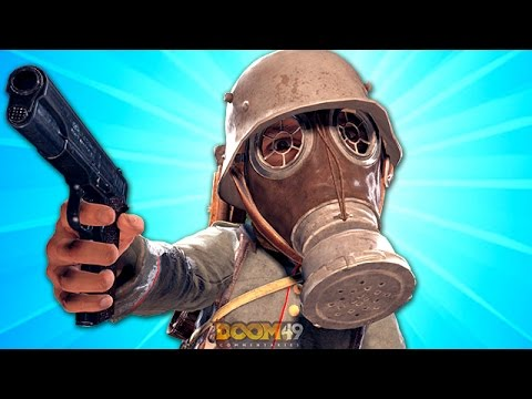BATTLEFIELD 1 FUNNY MOMENTS - HOW!? Epic and Fails Gameplay Montage in BF1