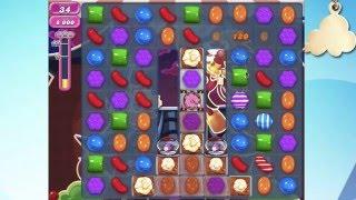 Candy Crush Saga Level 1489  No Booster   HARD LEVEL