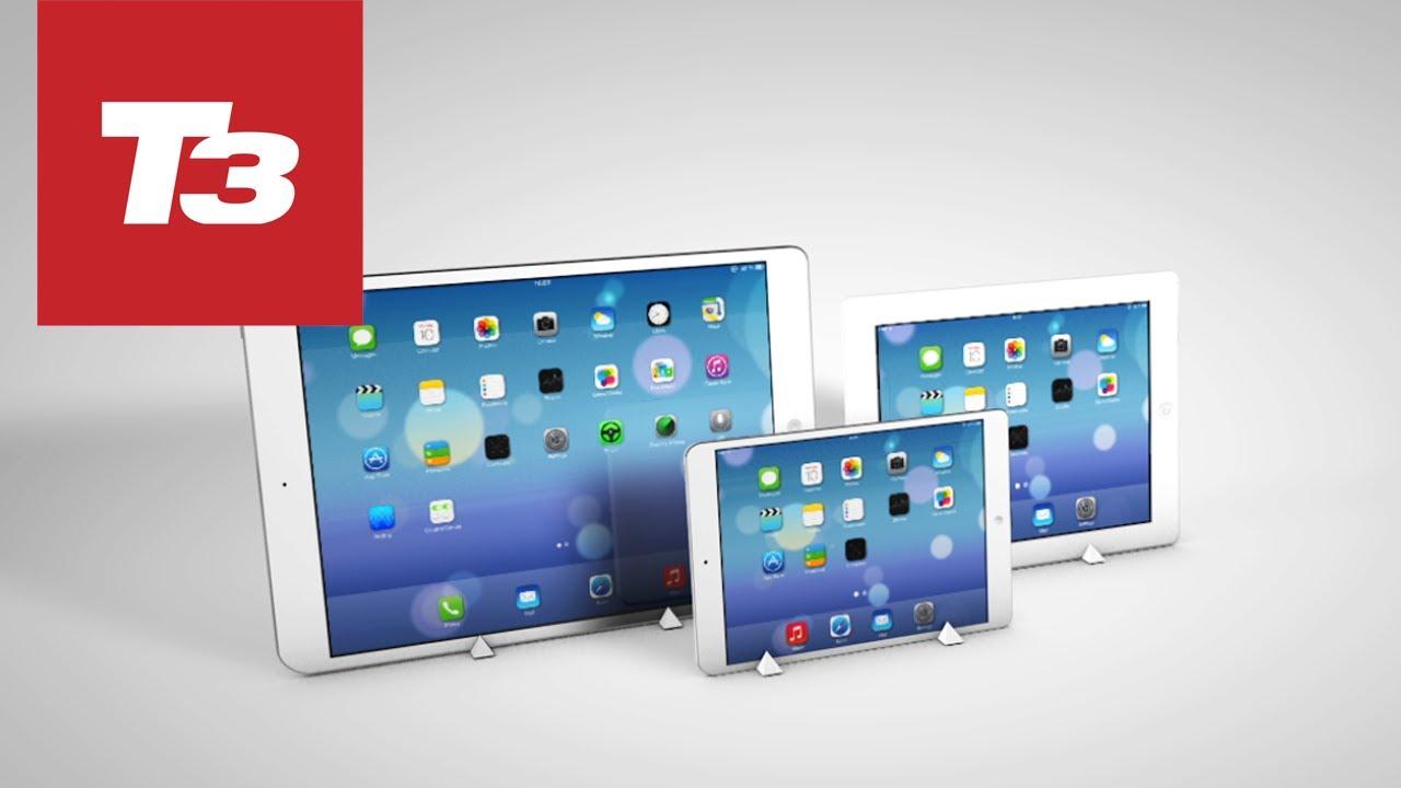 iPad Pro: Exclusive 3D concept render