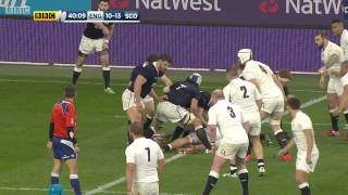 England vs Scotland Six Nations 2015
