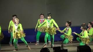 O Sona bang , O Kola bang dance by students of Ashoknagar Shibam Nrityalaya