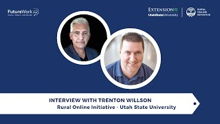 Interview with Trenton Willson of Rural Online Initiative (Utah State University)