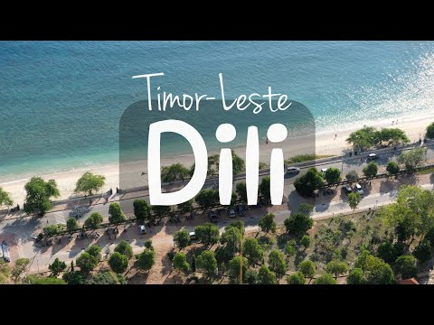 This is Dili, Timor Leste | Everyday life in the capital