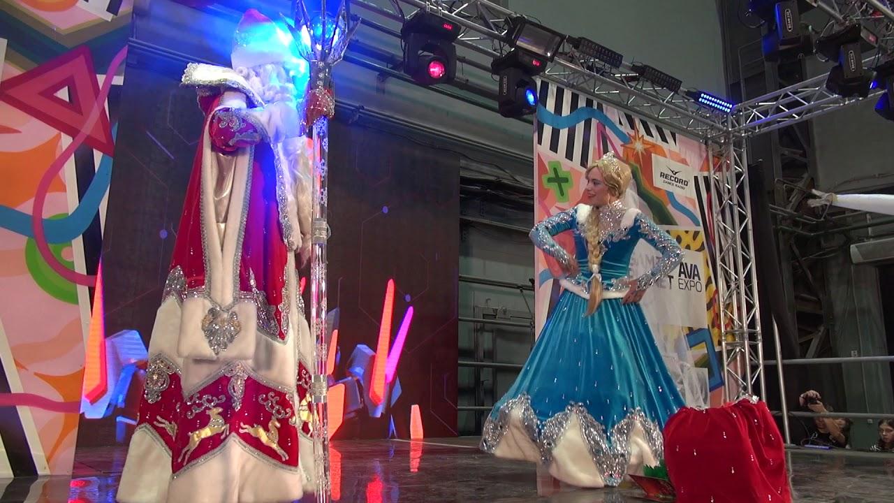 Театр Праздника- Дед Мороз,Снегурочка и шикарная Елочка ...