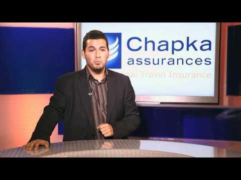 Assurance Working Holiday Visa avec Chapka