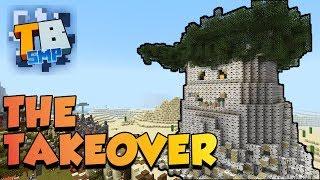 The Takeover (PRANK!) | Minecraft Bedrock Let's Play | Truly Bedrock Season 1 Episode 7