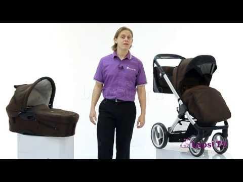 Видео Инструкция для коляски dada paradiso
