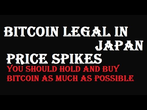 Bitcoin legal in japan future of bitcoin in 2017 value of bitcoin bitcoin legal in japan future of bitcoin in 2017 value of bitcoin spikes we should hold bitcoin ccuart Image collections