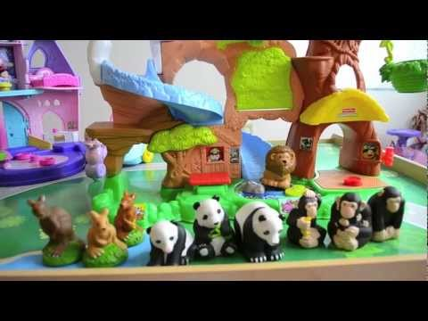 Fisher Price Zoo Talkers Review Update & Animal Families
