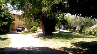 Camping la ferme Riola in Contes