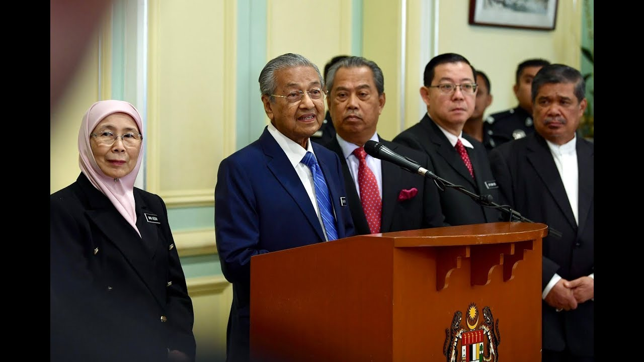 Tun M: It was the previous govt's promise, not ours