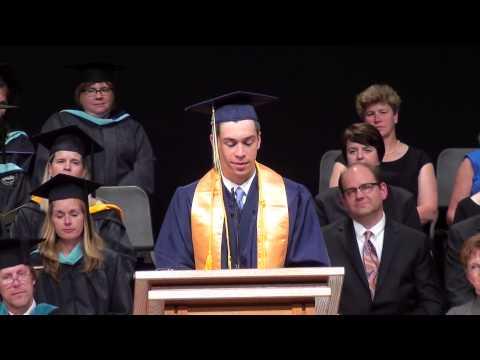 Schaeffer Academy 2015 Valedictorian Speech