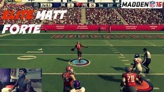 Madden 16 | MUT | ELITE , ELITE , ELITE !!!! Matt Forte goes off !!! - Prettyboyfredo