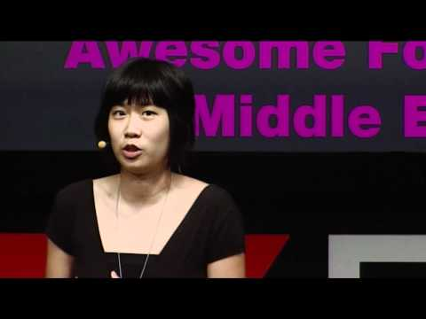 TEDxBoston - Christina Xu - The Importance of Being Awesome