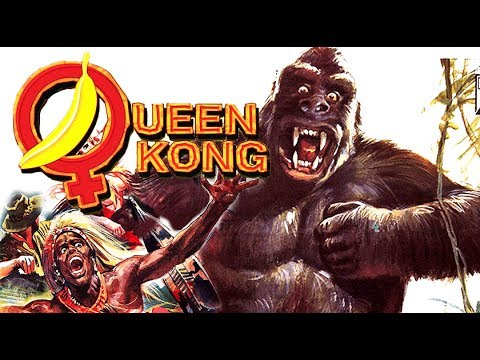 Queen Kong 1976 | Hollywood Adventure/Comedy Film | Robin Askwith, Rula Lenska | English Full Movie