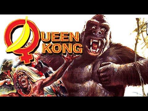Queen Kong 1976 | Hollywood Adventure/Comedy Film | Robin Askwith, Rula Lenska | English Full Movie