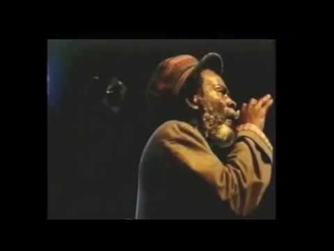 Burning Spear - Mek We Dweet Live 93