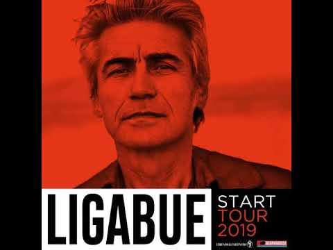 LIGABUE - CERTE DONNE BRILLANO ( singolo Marzo 2019 )