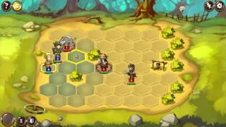 Braveland - Gameplay