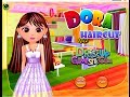 Dora The Explorer Games To Play Online Free - Dora Haircut Game