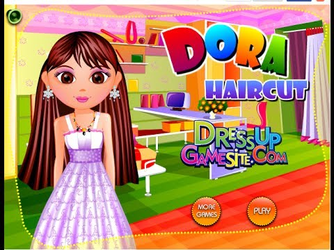 Dora The Explorer Games To Play Online Free Dora Haircut