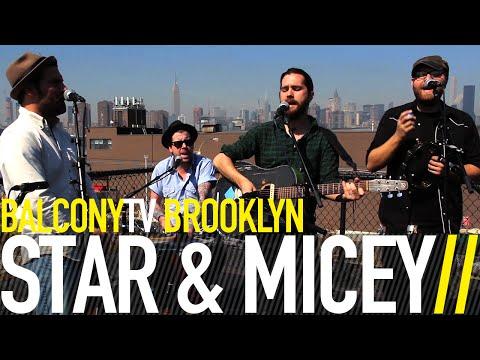 STAR & MICEY - ROCK 'N ROLL (BalconyTV)