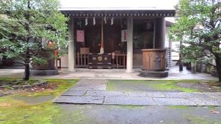 鎮守の社(櫻田神社・港区西麻布3-2-17)