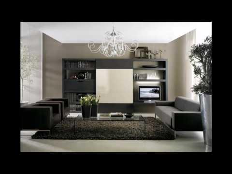 Conception d'intérieur de salon moderne